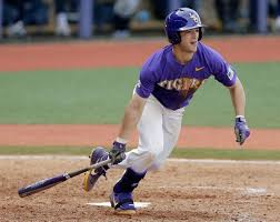 LSU shortstop Josh Smith scored the game-winning run in the Tigers' 12-11 victory in 10 innings at Missouri on Friday night.