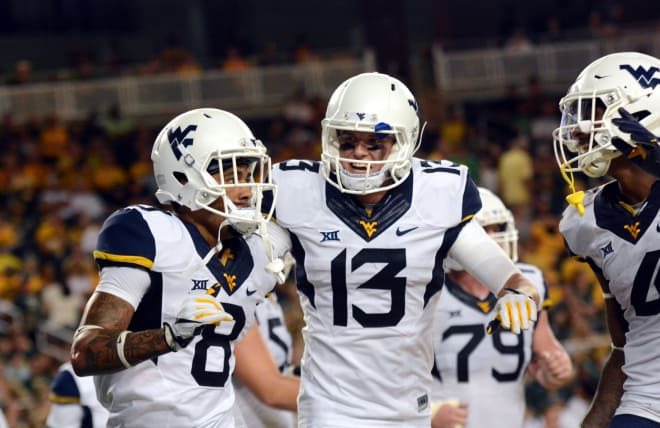 WVU going to Heart of Dallas Bowl