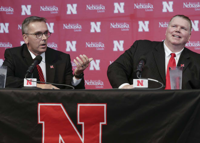 Nebraska is one of 18 different schools currently looking for an Athletic Director right now.