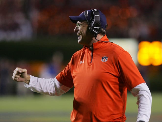 Malzahn will return as the Tigers' head coach next season.