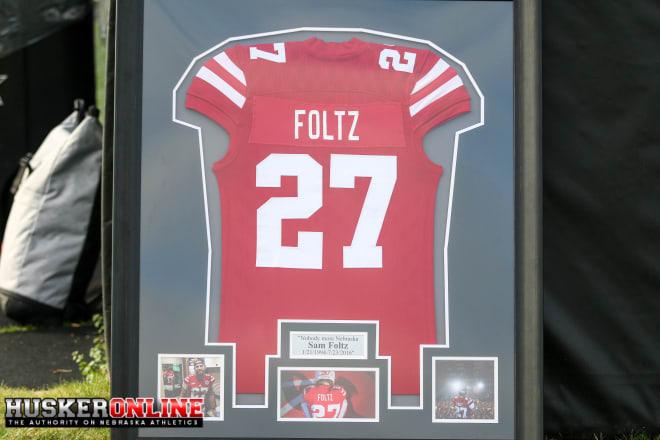 """Sam Foltz - """"Nobody more Nebraska"""""""