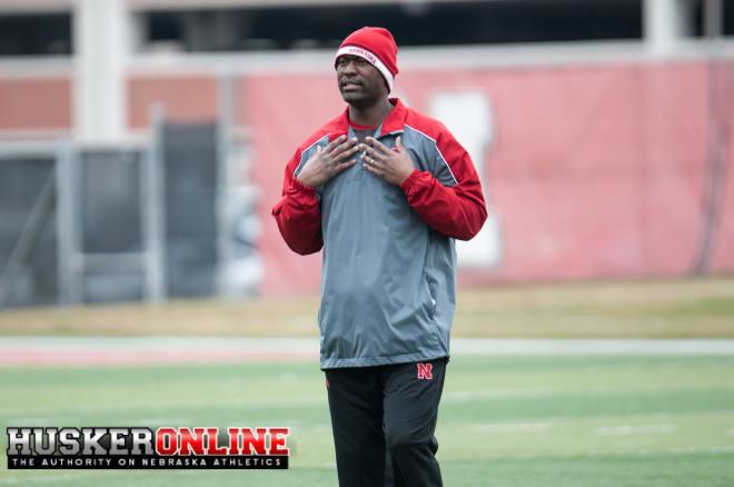 RB Coach Reggie Davis