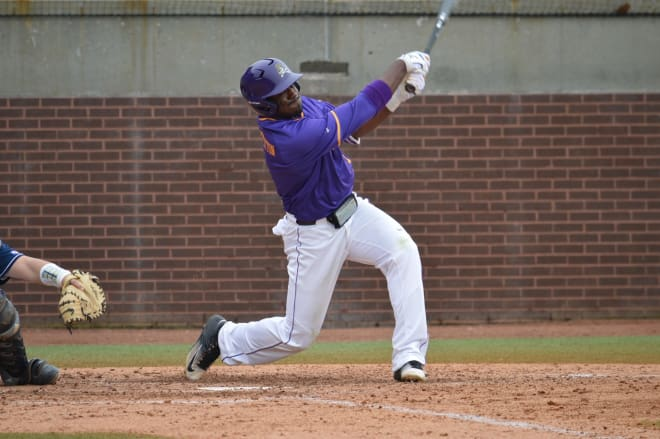 ECU's outfielder Dwayna Williams-Sutton is a third-team All-American selection by D1Baseball.