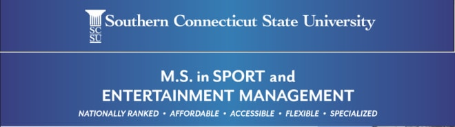 Learn more about SCSU's Master of Science in Sport and Entertainment Management here!
