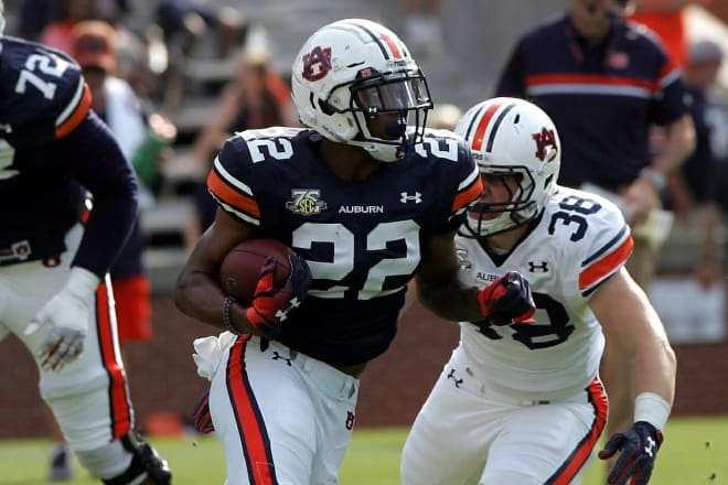 Harold Joiner is one of Auburn's most intriguing players going into the 2019 season.