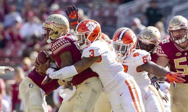 Warchant - Even after being raided by NFL, Clemson defense presents massive test