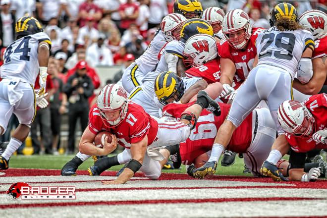 Building A Rivalry: Wisconsin Football vs. Michigan Wolverines
