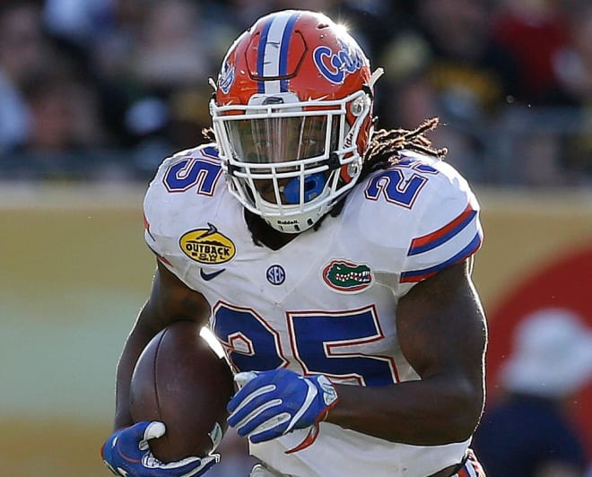 Jordan Scarlett, 3 others reinstated to Florida football team