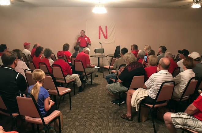 Nebraska athletic director Bill Moos said Tuesday that plans are already in motion to expand the Huskers' football roster to 150.