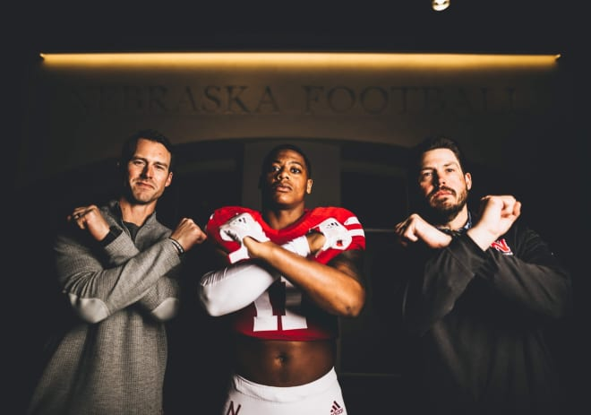 Nebraska landed a commitment from Georgia linebacker Christopher Paul Jr. on Friday.