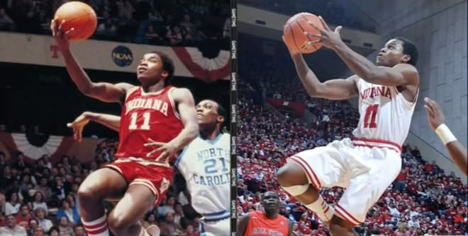 new arrival 3077b e7ec7 TheHoosier - The nation's best point guard? Isiah Thomas ...