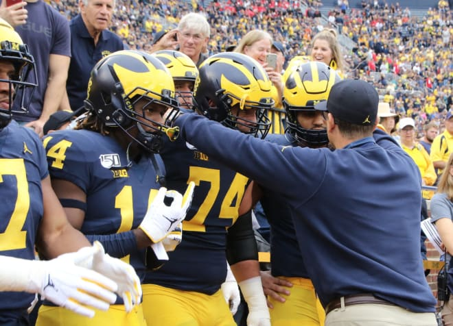 TheWolverine - Videos: Harbaugh Knows U-M Needs To Play The 'Best It's Capable Of' At PSU