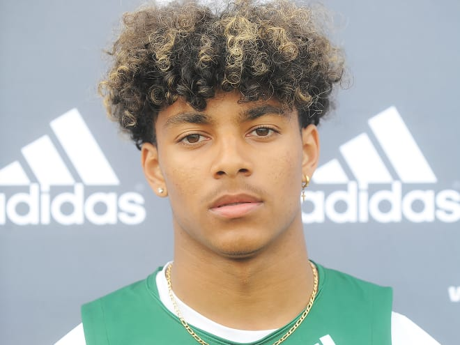 California defensive back Dyson McCutcheon added an offer from the Notre Dame Fighting Irish on Sunday.