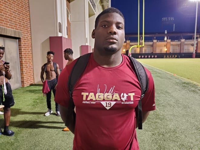 Warchant - FSU makes strong impression on Gators DT commit during Friday visit