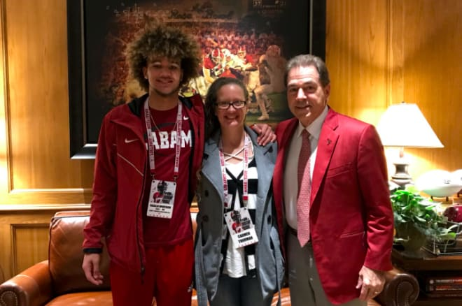 4-Star OT Tanner Bowles Announces Alabama Commitment