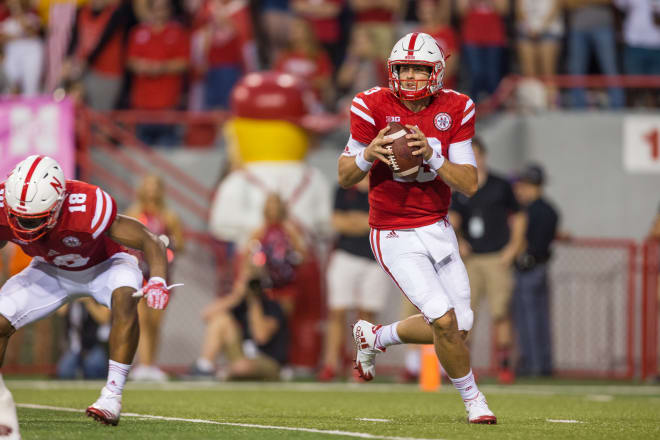 With four sacks and multiple hits already allowed on quarterback Tanner Lee through two games, Nebraska knows its pass protection must improve.