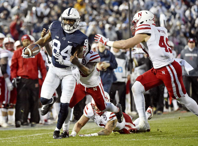 Penn State racked up over 600 yards of offense against Nebraska on Saturday. They had 42 points and over 400 yards in the first half alone.