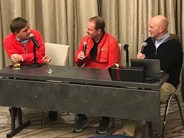 Oxford Exxon Podcast: Kermit Davis and Mike Espy from The Westin