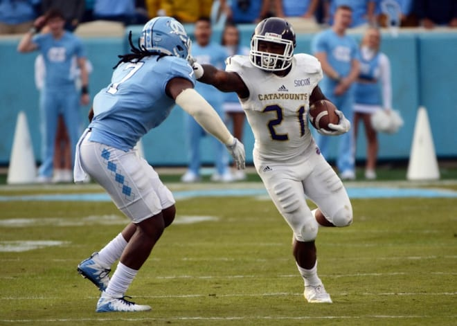 Having Smith back gives UNC four trusted inside linebackers this week.