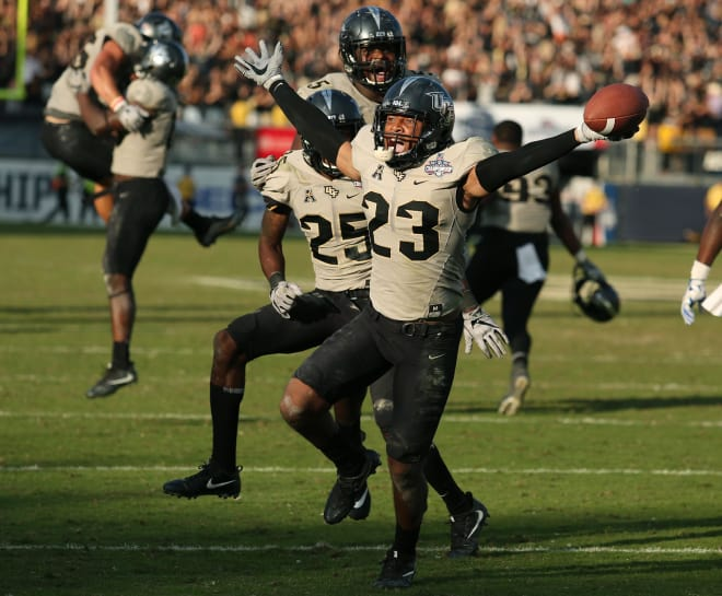 UCF starting safety Tre Neal will join Nebraska as a graduate transfer. He was UCF's second-leading tackler returning for the 2018 season.