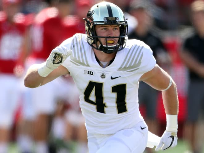 7cfccd884 GoldandBlack.com - NOTEBOOK  Jacob Thieneman out  for a while  with ...