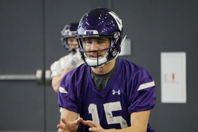 WildcatReport - Hunter Johnson no stranger to learning a new offense