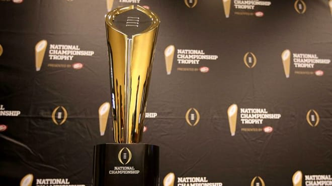 Notre Dame's 12-0 regular season earned it the right to vie for the national title in the four-team College Football Playoff.