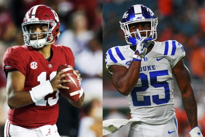 BamaInsider - How to Watch: Alabama Crimson Tide vs  Duke
