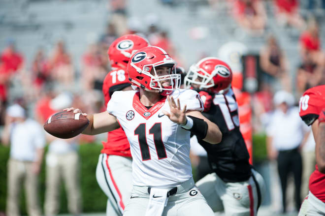 Missouri's pass defense will face its toughest test yet against Georgia and Jake Fromm.