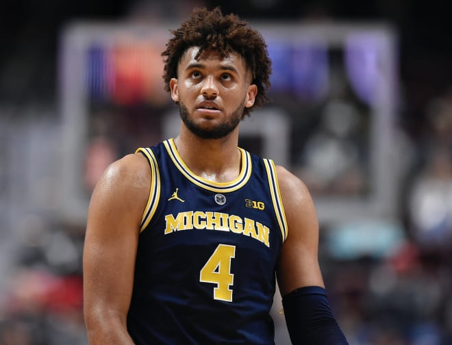 TheWolverine - Big Ten Media Day: Isaiah Livers Transitions Into Featured Role