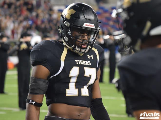 Nebraska lands 4-star Texas safety Jones