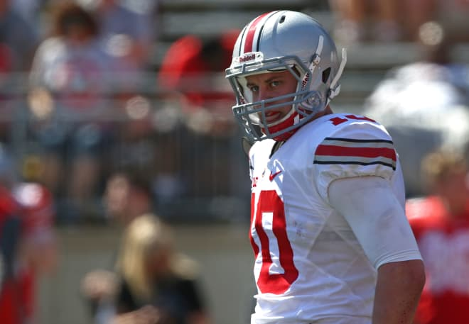 LSU given permission to contact Ohio State quarterback Joe Burrow