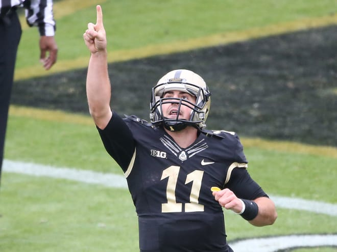 David Blough says his faith drives everything he does.