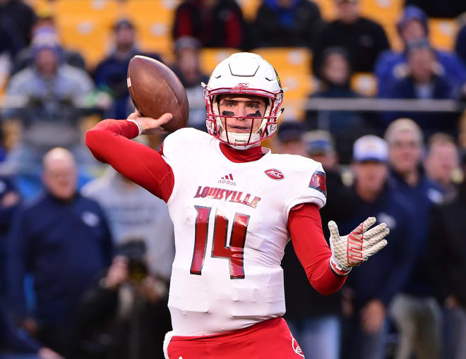 Former Louisville starting quarterback Kyle Bolin announced a couple of weeks ago he'll join Rutgers as a graduate transfer.