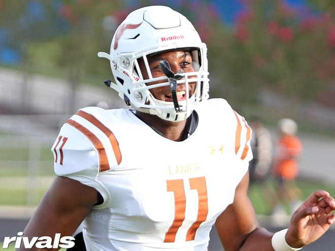 Rivals100 LB Phillip Webb will take an unofficial visit to Alabama on Saturday.
