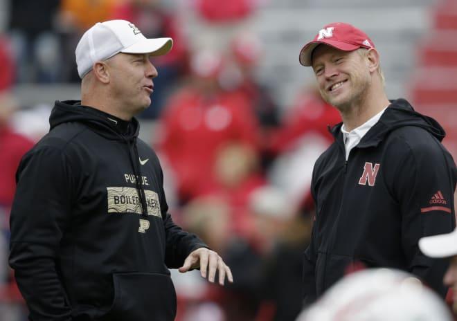 Both Nebraska and Purdue's seasons took unexpected turns in 2019.