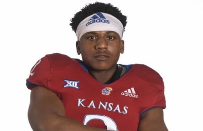 Hishaw felt after his junior day visit Kansas would be the school for him