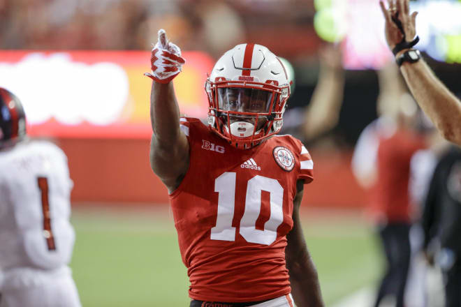 J.D. Spielman could have a major role for Nebraska's offense at the slot receiver position on Saturday.