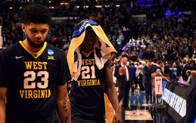 West Virginia basketball dismisses two starters