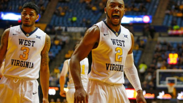 Allen helps No. 6 WVU defeat No. 7 Oklahoma
