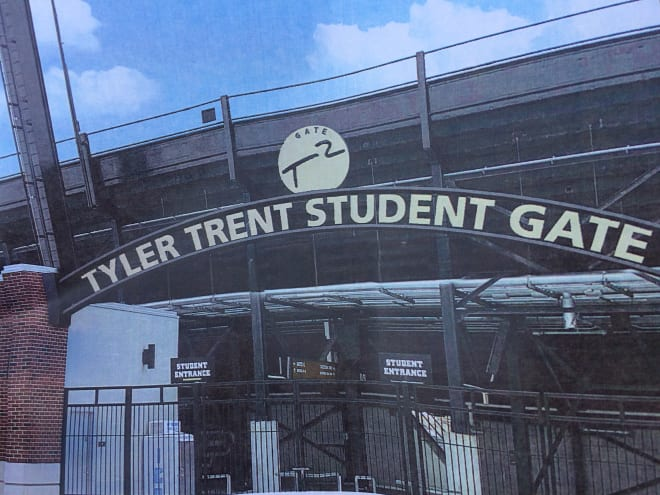 Purdue football stadium gate to honor superfan Tyler Trent