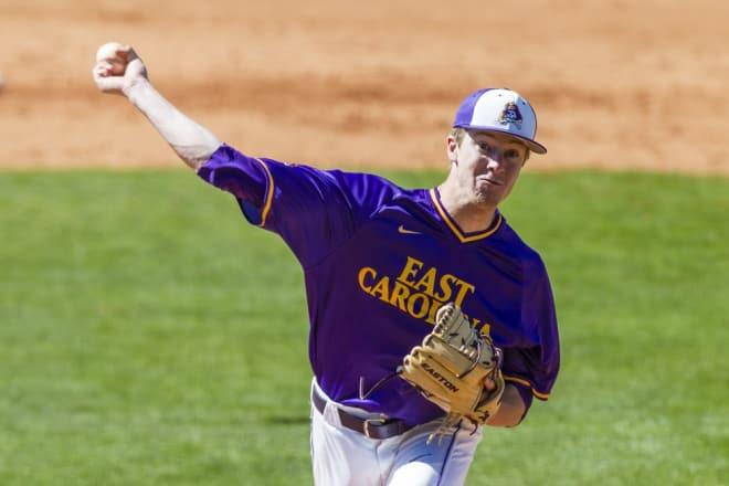 Joe Ingle and ECU lose on Sunday to Ole Miss in a three-game Rebel sweep of the Pirates.