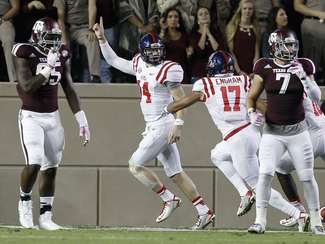 Texas A&M 31, Ole Miss 24