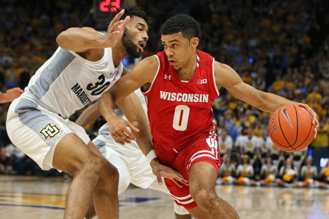 Stat Pack: Wisconsin falls to Marquette, 74-69