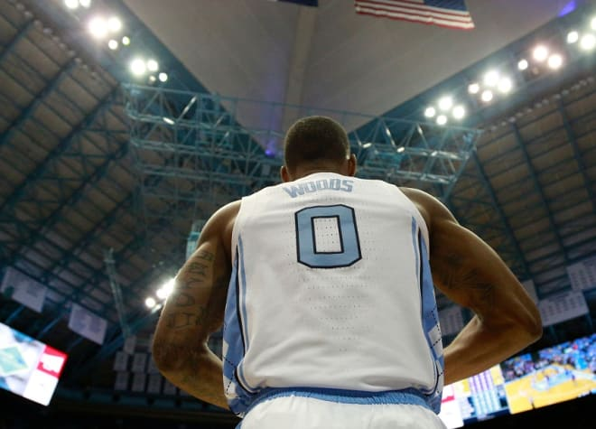 Four games into his junior campaign, Seventh Woods is playing the best basketball of his UNC career.