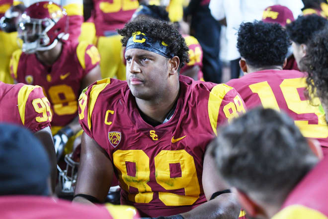 TrojanSports - Christian Rector reflects on tough final season but memorable run at USC