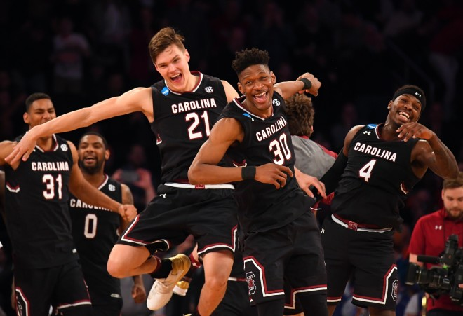 South Carolina's Final Four Run Wasn't Anything Out of the Ordinary