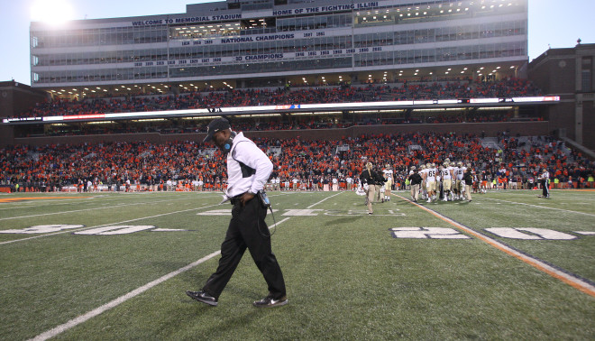 Former Kent State head coach Darrell Hazell fired from Purdue