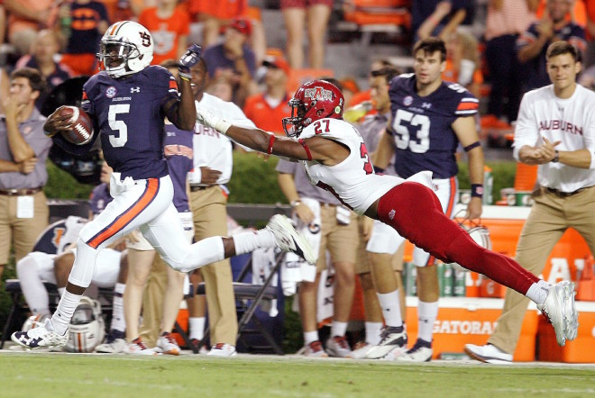 John Franklin III transferring from Auburn to FAU