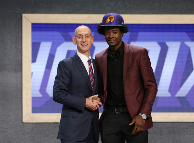 Pelicans get Jackson from Charlotte in draft deal